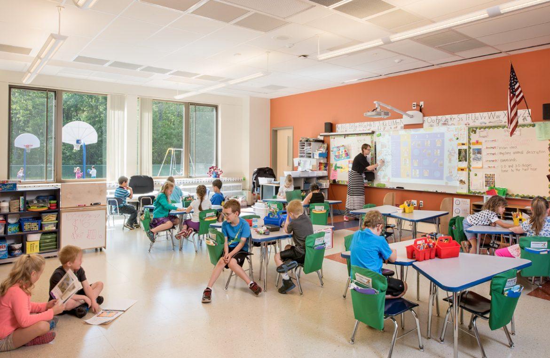 East Rochester Elementary School | Lavallee Bresinger