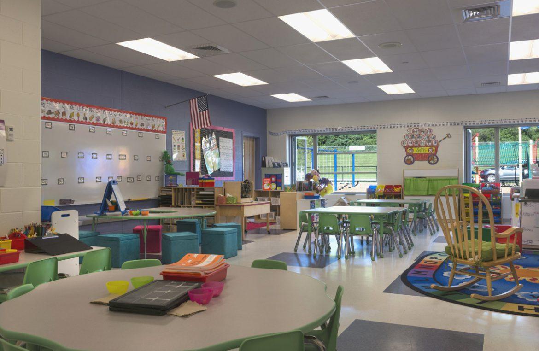 Golden Brook Elementary School | Lavallee Bresinger