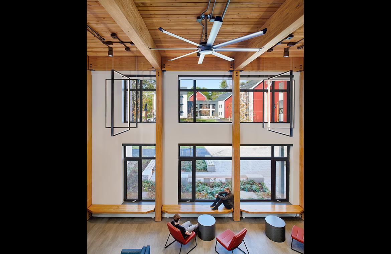 Harpswell - Windows View