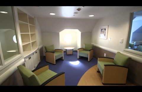 Tour of the Brattleboro Retreat's Adult Intensive Unit